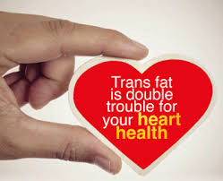 Trans fats and heart disease – human health and disease