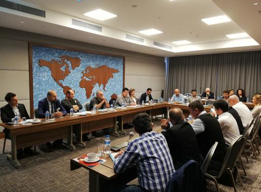 METEM Birlikte Sağ Salim Liderlik Platformu Toplantısı