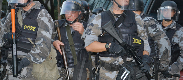 Os camisas negras de Bolsonaro