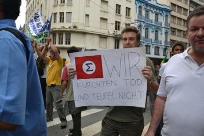 A volta dos que não foram – Brasil redescobre os fascistas