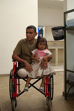 In Colombia, Land Mines Claim Three Victims a Day