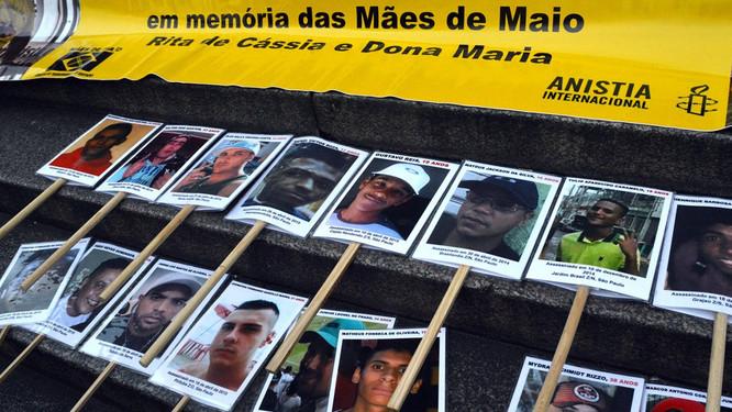 Mais uma mãe morre em noite de chacina da polícia no Rio