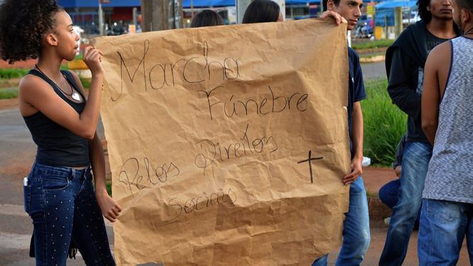 Estudantes de Uberlândia preparam a Segunda Onda