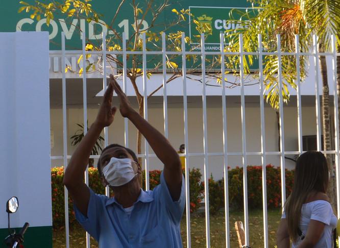 Prefeitura de Cuiabá viola armários e acusa falsamente enfermeir@s