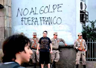 Lessons of the Paraguay Coup