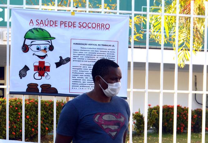 Não bastasse assédio, enfermeir@s são demitid@s em Cuiabá por se manifestar