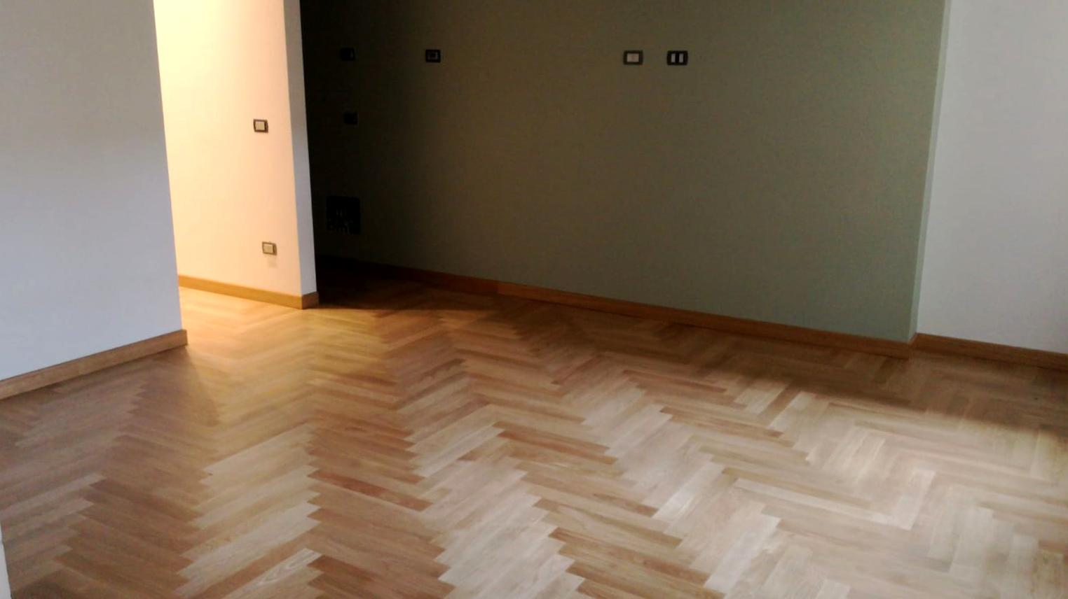 pavimenti in legno massello a Parma