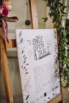 Once Upon A Table