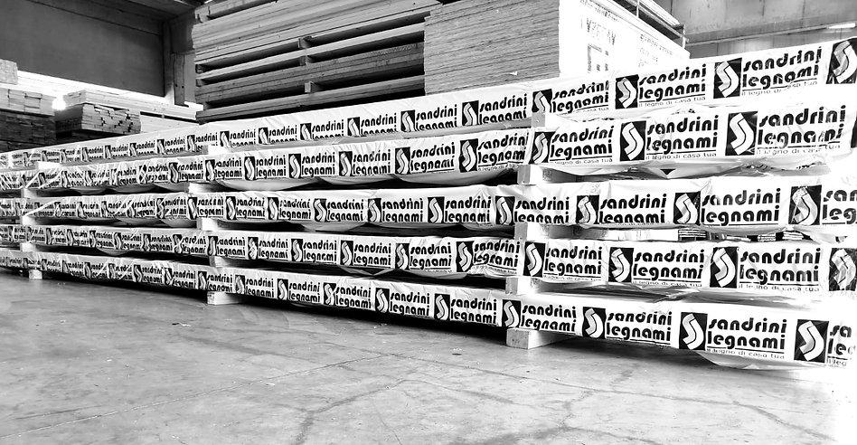 Legnami da falegnameria ed edilizia certificati a Parma