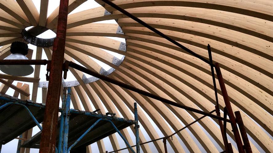 tetti in legno a Parma