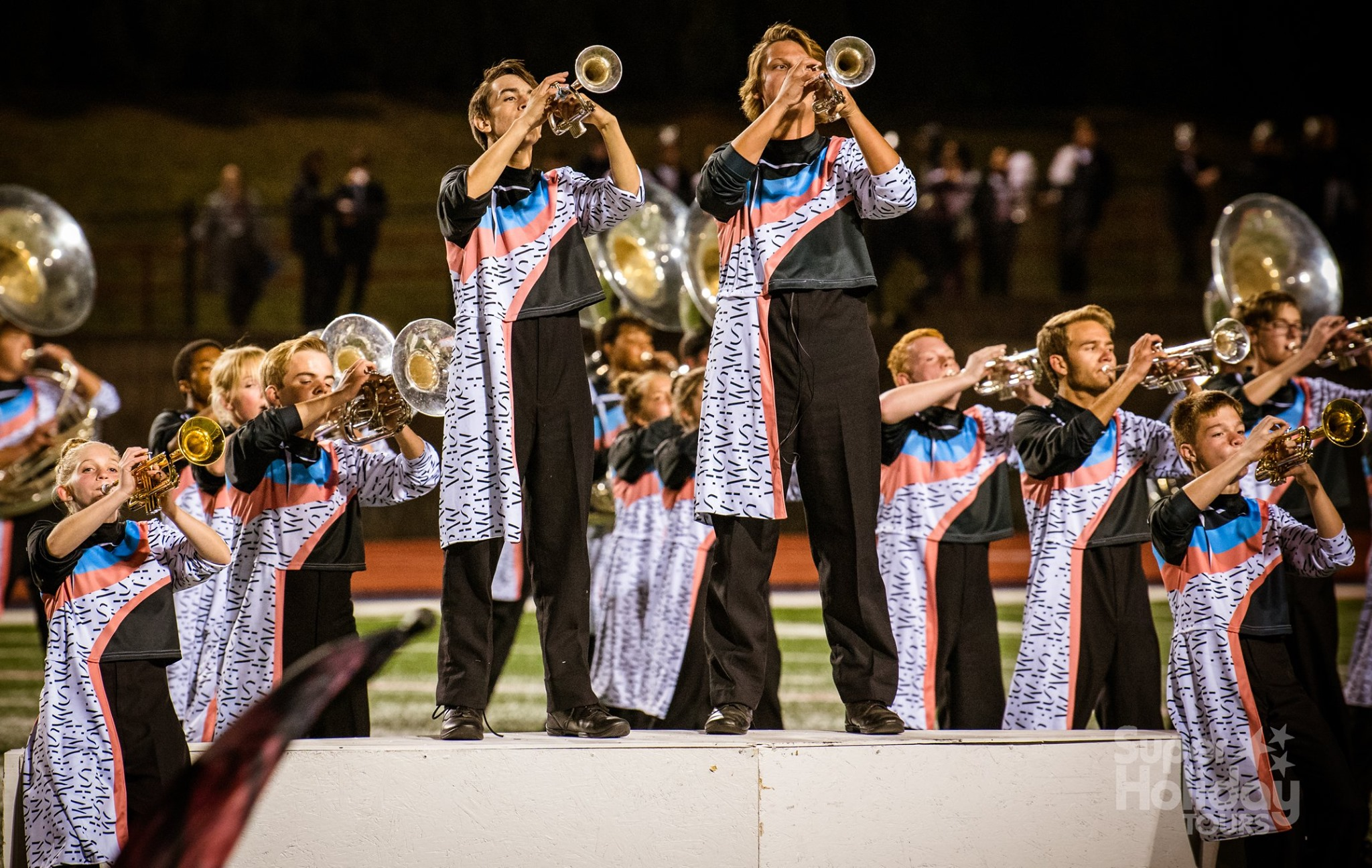 WCI Closer High Brass Feature