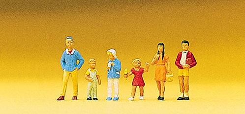 Preiser 10023 Figurines, enfants HO