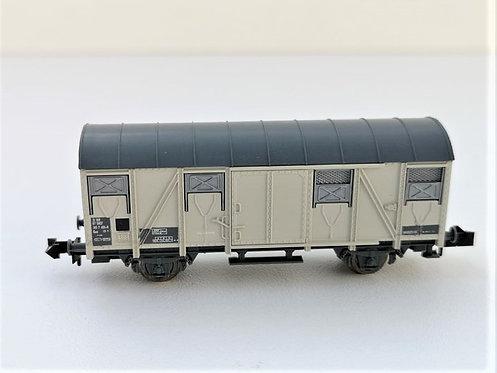 Wagon couvert Roco 25431 échelle N