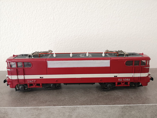 Locomotive HO JOUEF BB CAPITOLE 9288