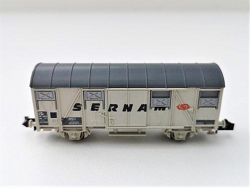 Wagon  Sernam Roco 25430 échelle N