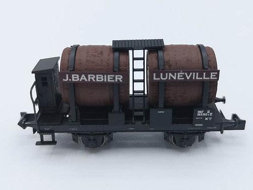 Wagon de marchandises - Minitrix 15638 échelle N