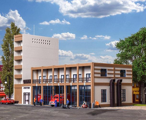 Caserne de pompiers à 5 étages - Vollmer