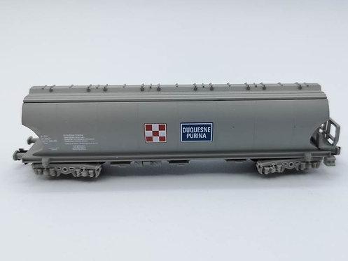"""Wagon de marchandises  """"DUQUESNE PURINA"""" - Artrain 171 (C171) échelle N"""