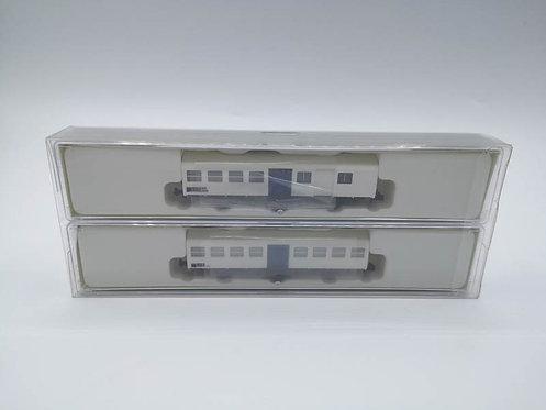 Coffret voitures voyageurs  - LS Models 70057 échelle N