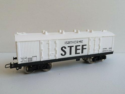 Wagon frigorifique STEF HO JOUEF réf 6560