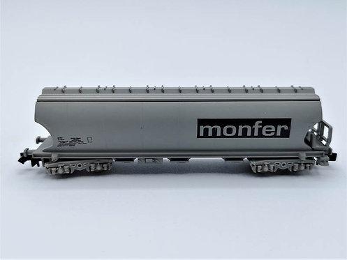 """Wagon de marchandises """"MONFER"""" - Artrain 160 (C160)  échelle N"""