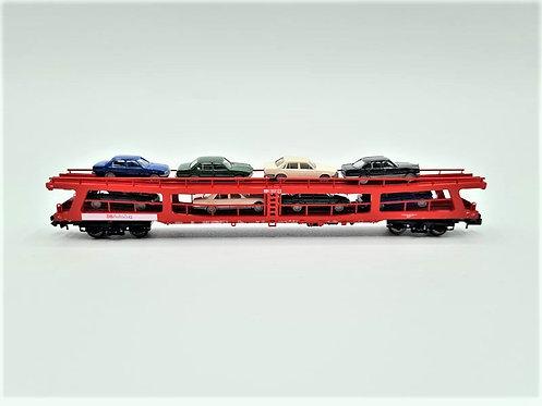 Wagon transporteur de voitures  - Fleishmann 8296K N