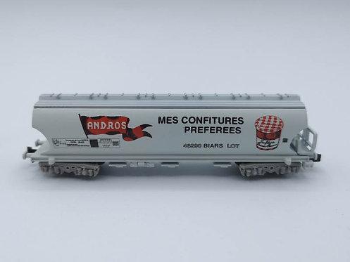 "Wagon de marchandises  ""ANDROS"" - Artrain 175 (C175) échelle N"