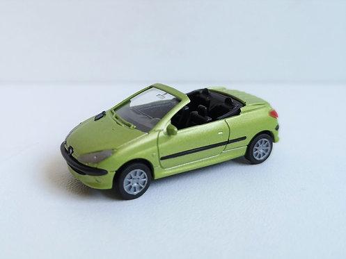 SAI collections réf 2196 Peugeot 206 cabriolet HO
