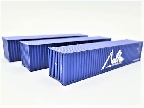 """Containers """"DELTA"""" HO"""