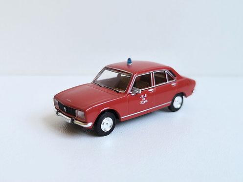 SAI collections réf 2098 Peugeot 504 HO