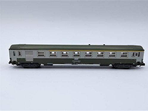 Voiture voyageurs SNCF - Artrain F103 BI échelle N