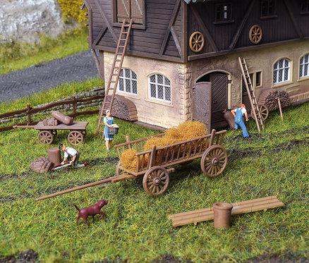 Set de travaux à la ferme HO - Vollmer 43699