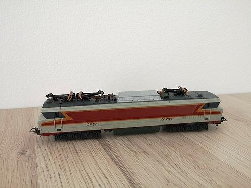 Locomotive HO lima CC 21001
