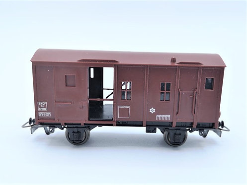 Wagon fourgon SNCF M 921852 - Jouef 648000 HO