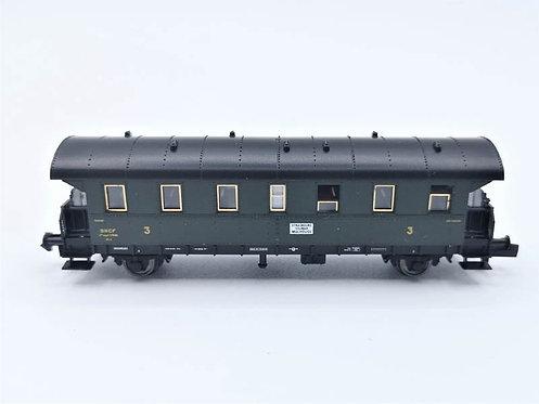 Voiture voyageurs - Fleischmann 8062F K  échelle N