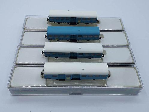 Coffret voitures de service - LS Models 70058 échelle N