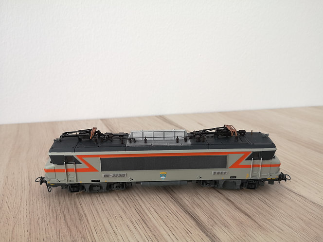 Locomotive HO ROCO BB 22312