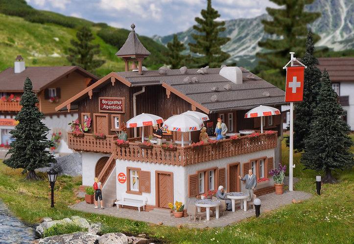 Restaurant suisse de montagne HO - Vollmer 43706