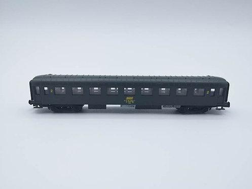 Voiture voyageurs 2ème classe SNCF- Dynam 123 échelle N