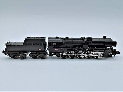 Locomotive vapeur 150 Y 1 + tender 37 Y 1 - Minitrix 12083 échelle N