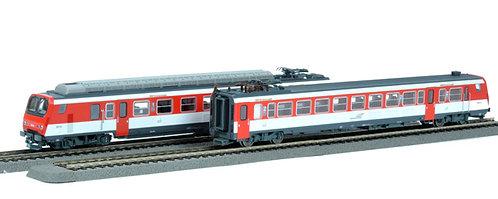 Locomotive autorail électrique Z9501, TER région Rhône Alpes - Piko 96427