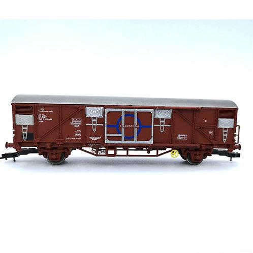 "Wagon fermé grande capacité ""Transfesa"" - Electrotren 1450 HO"