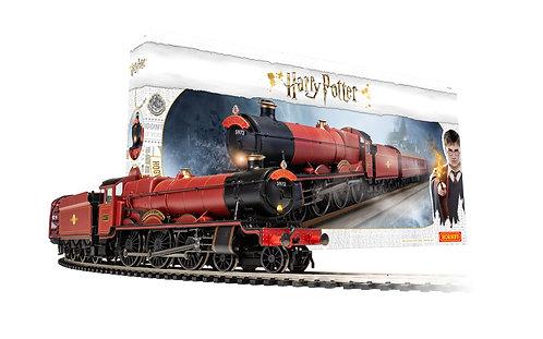 Coffret de départ junior train Harry Potter Hogwarts Express HORNBY R1234