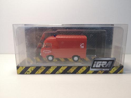 SAI Collections réf 2911 - Fourgon Sapeur Pompiers SDIS 78 HO