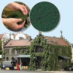 Busch 7343 -  flocage mousse vert foncé