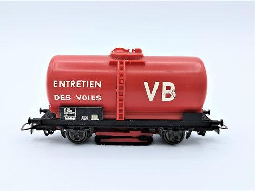 Wagon entretien des voies  -  Jouef 6495 HO