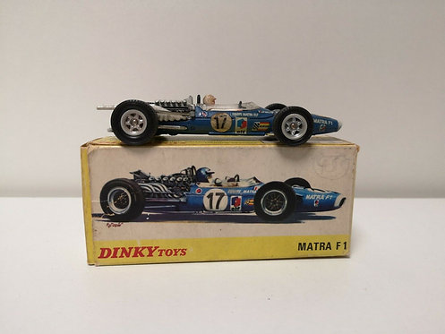 Dinky Toys n°1417, Matra F1