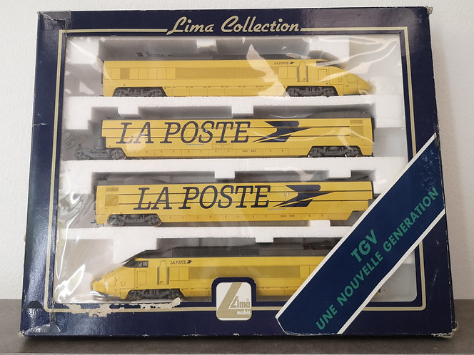 LIMA TGV Collection HO
