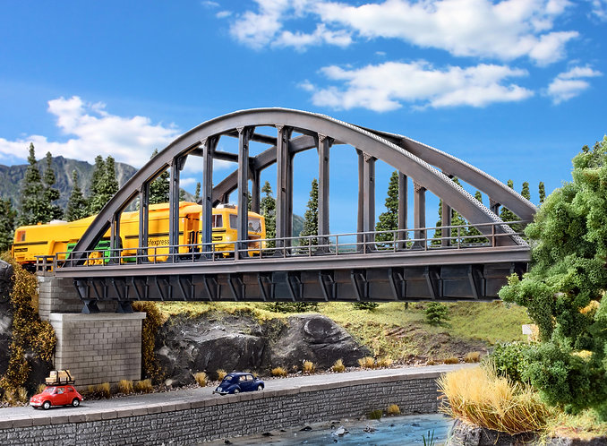 Pont en arc HO - Vollmer 42553