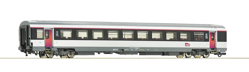 Voiture voyageurs Corail A10tu 1ère Classe Roco 74542 HO SNCF